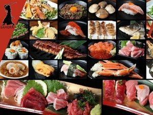 バンコク,トンロー,居酒屋,寿司,焼肉,安い,おすすめ,浜焼き 侍 すし酒場,Samurai Sushi Sakaba,侍すし酒場,