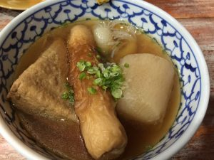 トンローの駅近居酒屋 伊藤家(Itoya) おでん・焼き鳥が20バーツのおいしい日本料理店