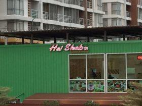 しゃぶしゃぶ,すき焼き,日本料理,和食,定食,オンヌット,スクンビットソイ50,ビーコンプレイス,ハイシャブ,HaiShabu,ウドムスック,食べ放題,定食,寿司,刺身,グルメ