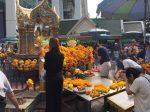 エラワン廟,エラワン祠,タイ,バンコク,旅行,観光,パワースポット,チットロム駅,行き方,説明