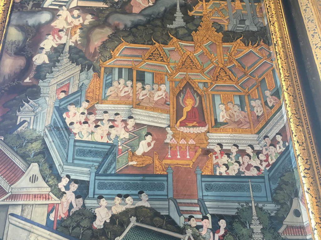 ワットポー,涅槃時,Wat Pho,2017年,タイ,バンコク,旅行,観光,最新,情報,気温,気候,暑さ