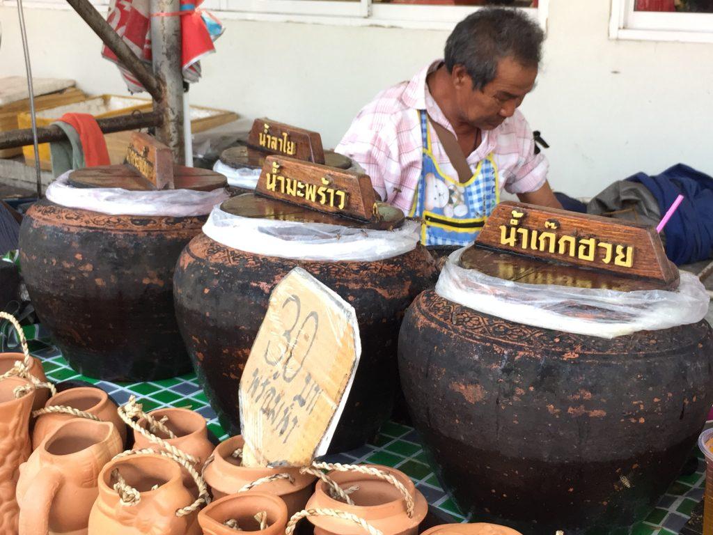 マーケット,市場,ピンクガネーシャ,ワットサマン,巨大,タイ,バンコク,旅行,観光,家族連れ,パワースポット,楽しい,おすすめ,テーマパーク,遊園地,Wat Saman Rattanaram,Pink Ganesha,วัดสมานรัตนาราม