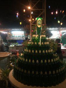 タイ旅行 タイの禁酒日 ヴィサカブーチャ・仏誕節(วันวิสาขบูชา)2017/05/10