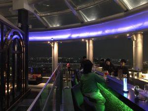 タイ,バンコク,バー,ルーフトップバー,プラカノン,Rooftop Bar,Cielo Sky Bar & Restaurant,シエロ スカイ バー&レストラン,屋上,スクンビット,行き方,住所