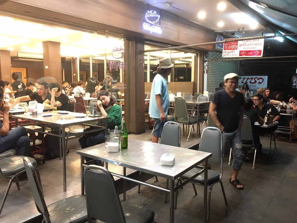 Thonglor,55 Pochana,55ポーチャナー,タイ料理,おすすめ,深夜営業,深夜食堂,タイ,バンコク,スクンビット,トンロー