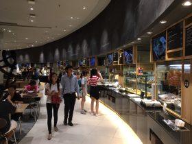 サイアムパラゴン,Siam Paragon,フードコート,パラゴンフードホール,PARAGON FOOD HALL,サイアム駅,グルメ,タイ料理,タイ,バンコク