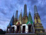 ワットクンジャン,ワットクンチャン,Wat KhunJan,วัดขุนจันทร์,タイ,バンコク,寺院,お寺,観光,スポット,旅行,行き方,説明,住所