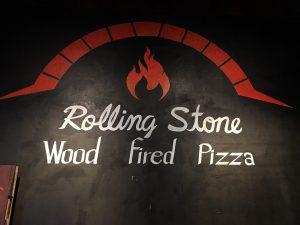 ローリングストーン ピザ,Rolling Stone Pizza,オンヌット駅,スクンビットソイ50,ピザ,イタリアン,屋台,The Beacon Place,ザ・ビーコンプレイス
