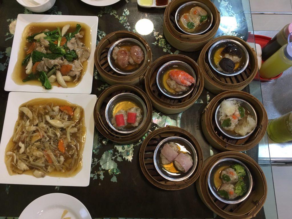 Thong Kee Restaurant,トンキーレストラン,中華料理,点心,飲茶,食べ放題,ビュッフェ,アソーク,タイ,バンコク,グルメ,おすすめ,おいしい