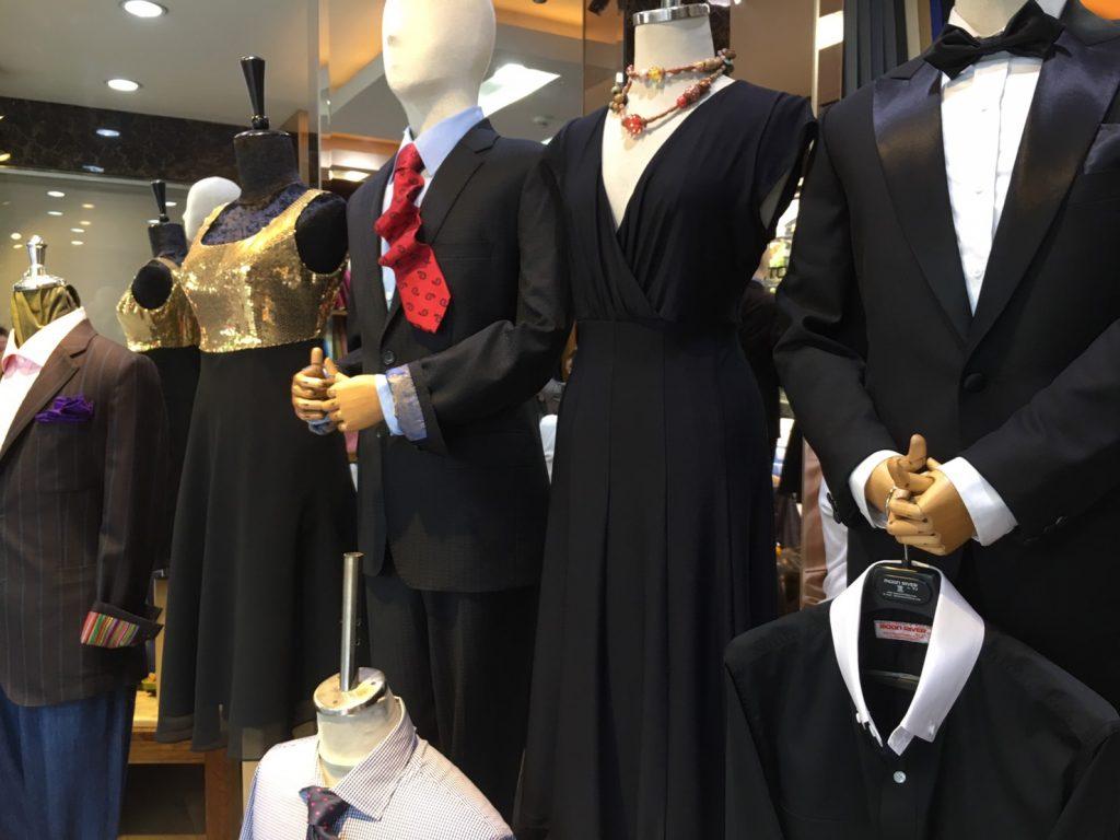 タイ,バンコク,スーツ,ドレス,仕立て,オーダーメイド,手作り,アソーク駅,MOONRIVER by VJ,ムーンリバー,安い,おすすめ
