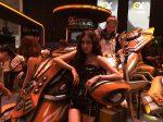 TGS,タイランドゲームショー,Thailand Game Show,サイアムパラゴン,Siam Paragon,2017,コスプレ,ゲーム,イベント,コスプレイヤー,タイ,バンコク,タイ人
