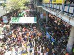 タイ,バンコク,お祭り,シーロム,ソンクラン,Songkran,水かけ祭り,暑季,水,新年,タニヤ,パッポン