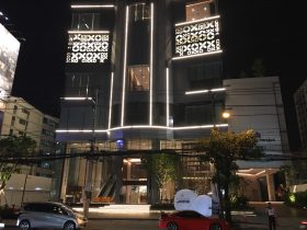 Ginza Thonglor,ギンザトンロー,タイ,バンコク,ホテル,トンロー,ホテル ニッコー バンコク,Hotel Nikko Bangkok,行き方,地図,日本語