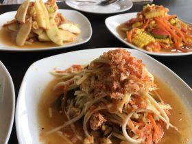 บ้านส้มตำ,バーンソムタム スクンビット店,Baan Somtum Sukhumvit,エカマイ,タイ料理,おすすめ,ソムタム,パパイヤサラダ,ミシュラン2019,タイ,バンコク,エカマイ,おしゃれソムタム,バンコクぐるめ部,おすすめ,おいしい,バンコクグルメ