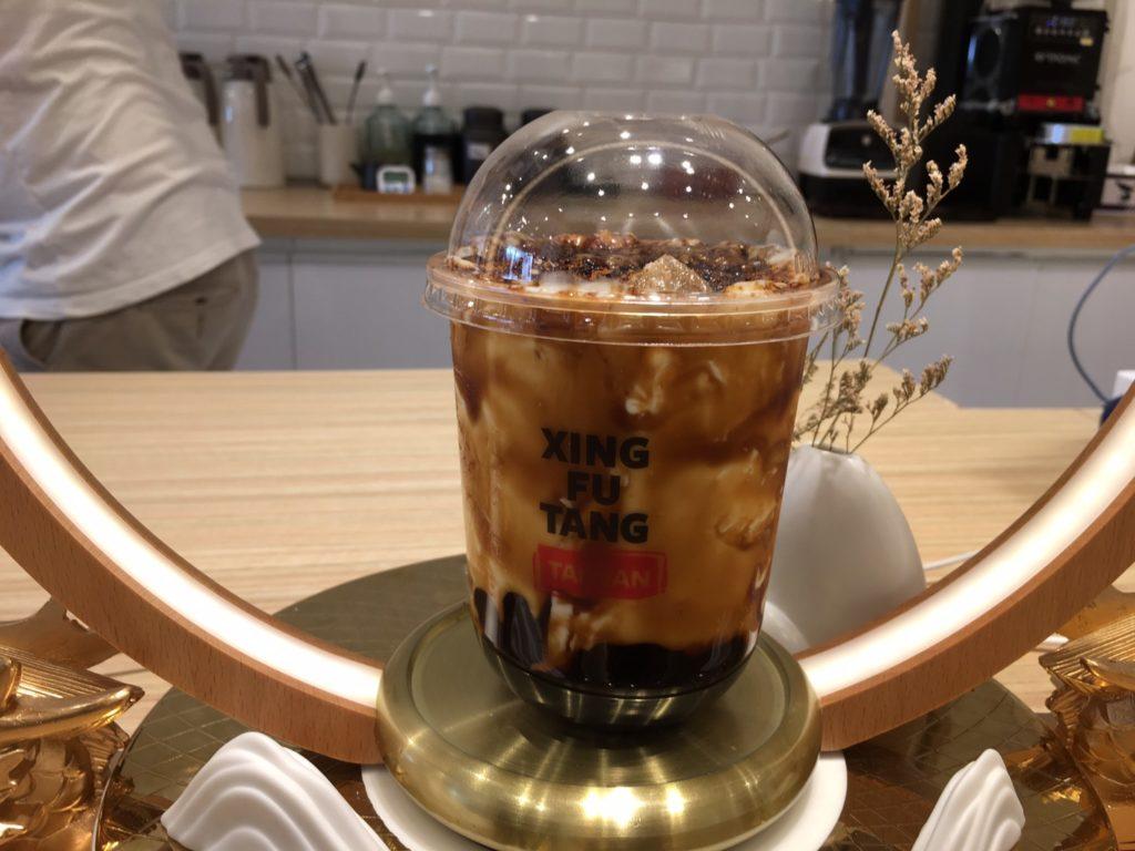 Xing Fu Tang,幸福堂,ジン フー タン,タイ,バンコク,タピオカ,タピオカミルクティー,おしゃれカフェ,カフェ,