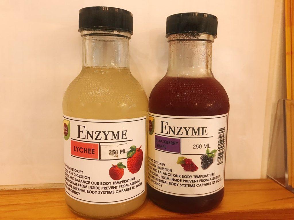 エンザイムのフルーツ酵素ドリンク
